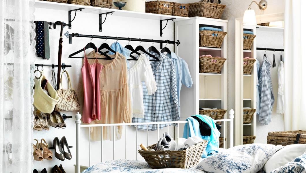 Consejos para ordenar los armarios blog de dia - Ordenar armarios ropa ...