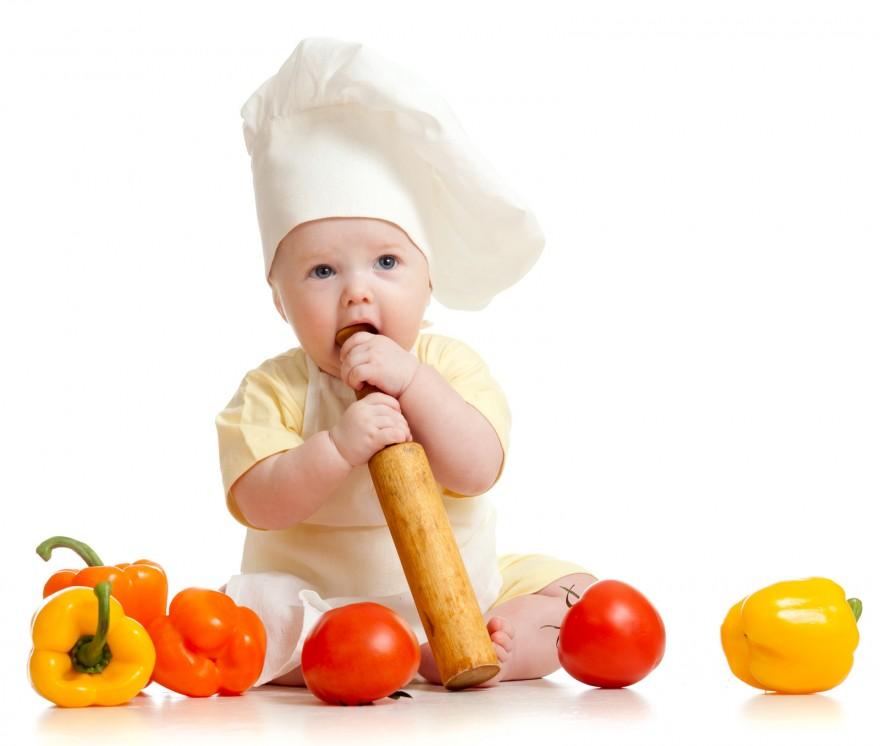 Recetas para que los ni os coman verdura for Sillas para que coman los bebes