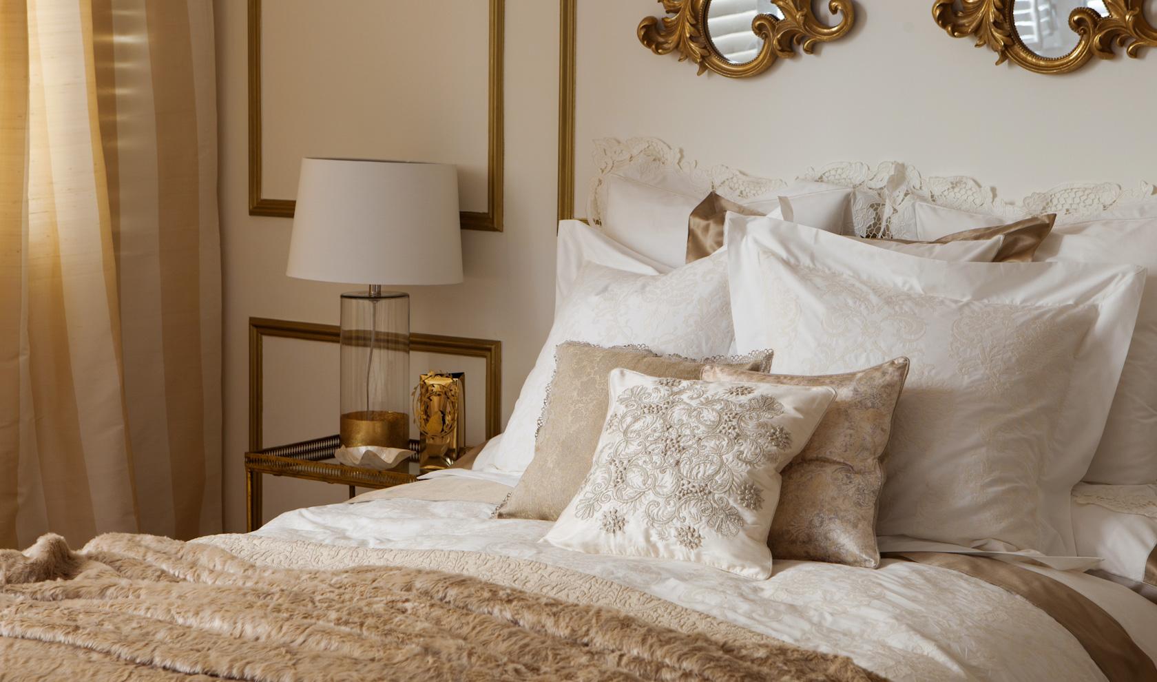 Viste tu cama para el invierno blog de dia for Camas de zara home