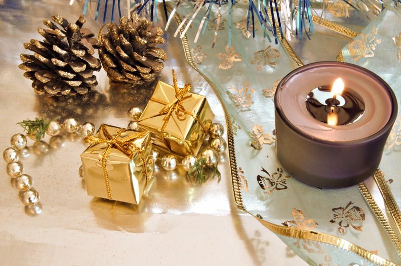Tres adornos para el rbol que puedes hacer t mismo - Adornos de navidad con pinas ...