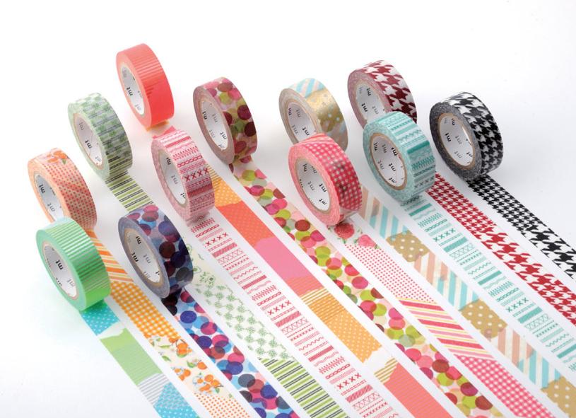 Rollos De Papel Adhesivo Decorativo Para Manualidades