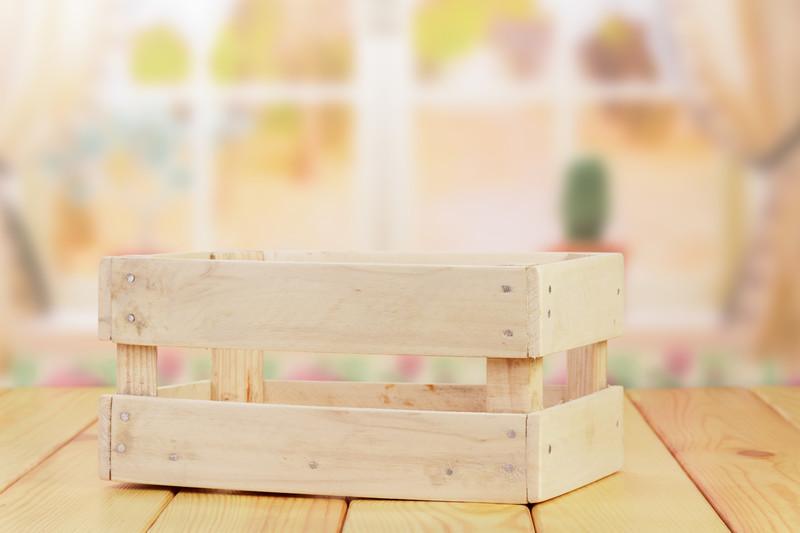 C mo decorar con cajas de fruta recicladas - Cajas de fruta recicladas ...