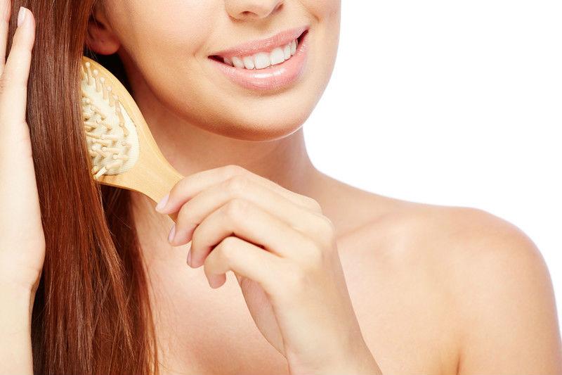 Los medios que restablecen para los cabellos estel