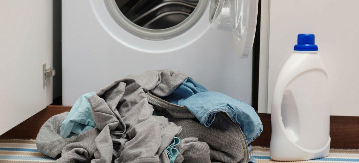 rucos para limpiar la lavadora