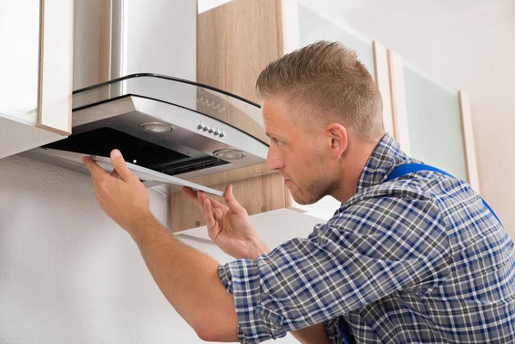 C mo limpiar la campana de la cocina blog de dia - Limpiar campana extractora ...