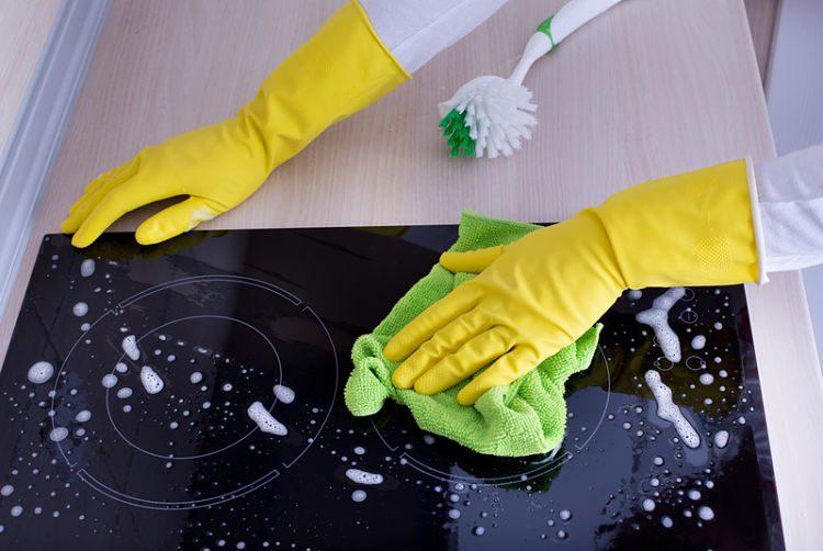 C mo limpiar la vitrocer mica correctamente blog de dia - Nettoyer plaque electrique rouille ...