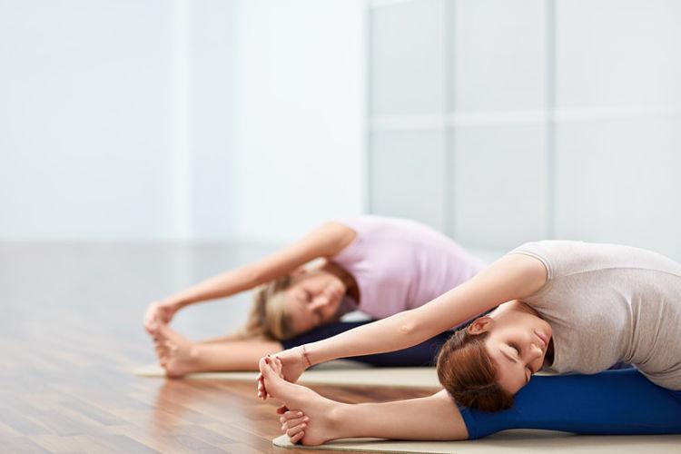 desestresate de la rutina con estos ejercicios