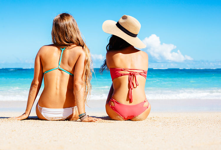 bikini o bañador según tu cuerpo