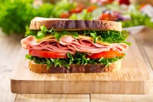 Cinco deliciosos sándwiches sin gluten