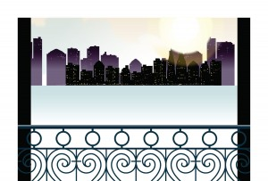 Convierte tu balcón en un oasis urbano