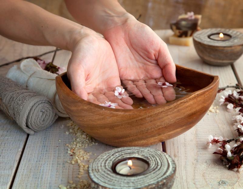 Un spa casero para unas uñas fuertes | Blog de DIA