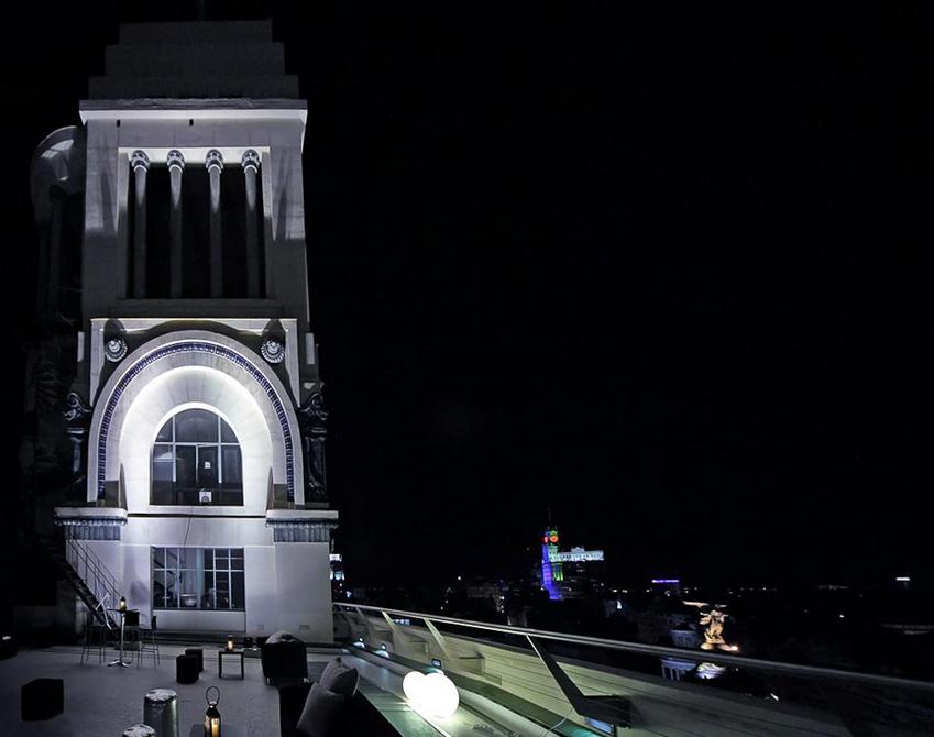 Las top cinco mejores terrazas de noche blog de dia for Azoteas madrid