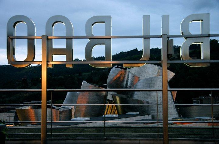 Bilbao Guggenheim Domine