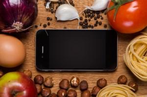 Cinco aplicaciones de recetas para el móvil