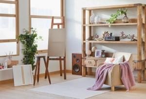 Cómo dividir espacios grandes en casa
