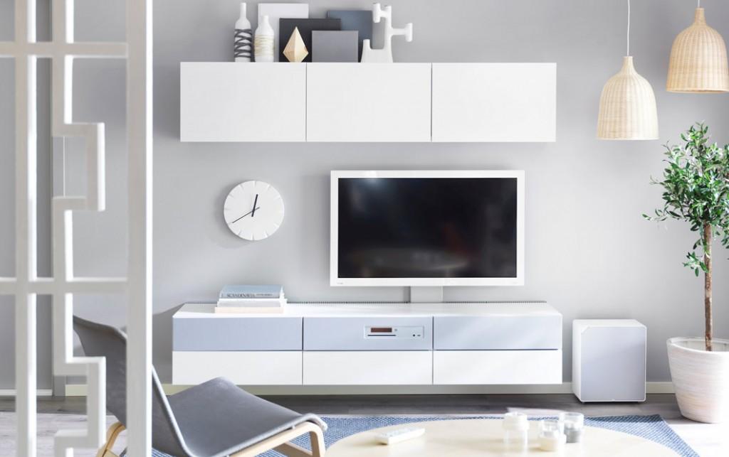 televisor mueble