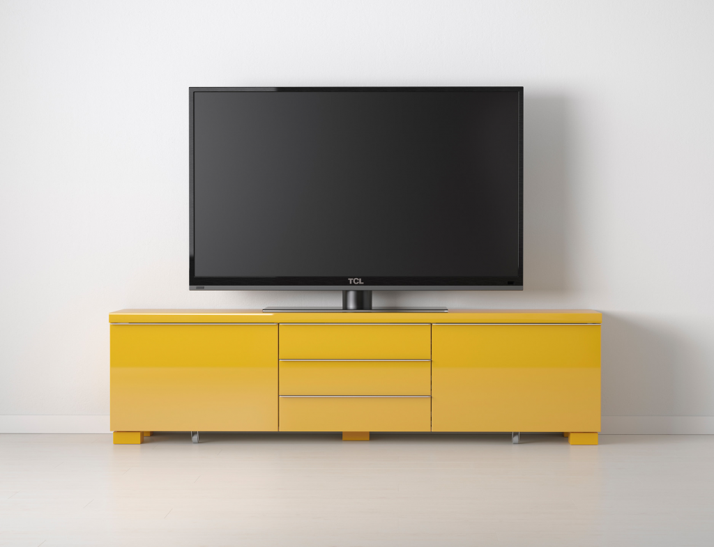 televisor sin cables