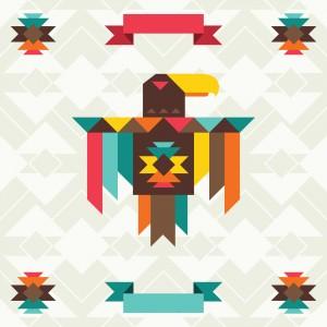 El estilo navajo sigue de moda este otoño