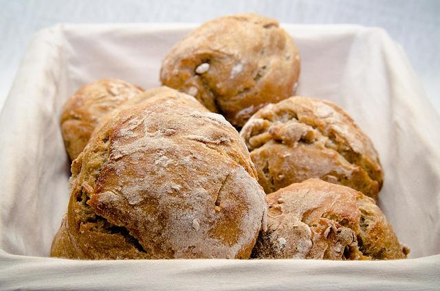Cesta del pan