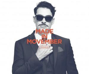 Movember: un bigote por una buena causa
