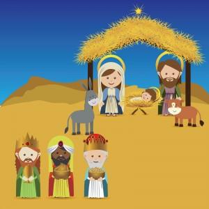 El Belén, la historia de la Navidad