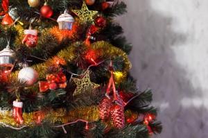 Tres adornos para el árbol que puedes hacer tú mismo