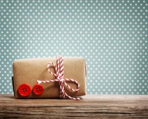 Envoltorios de regalo ecológicos