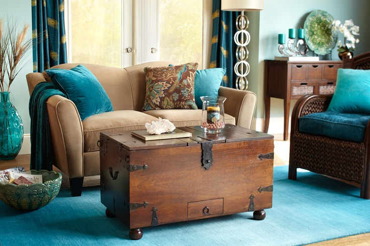 Utiliza ba les antiguos como mesas de centro blog de dia - Fotos de baules ...