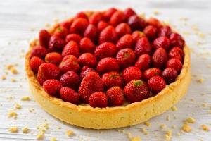 Receta de fresas para San Valentín