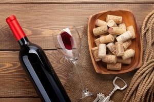 ¿Cómo influye el vino tinto en la dieta?