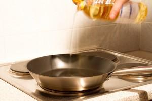 Cómo cocinar más sano y con menos grasa