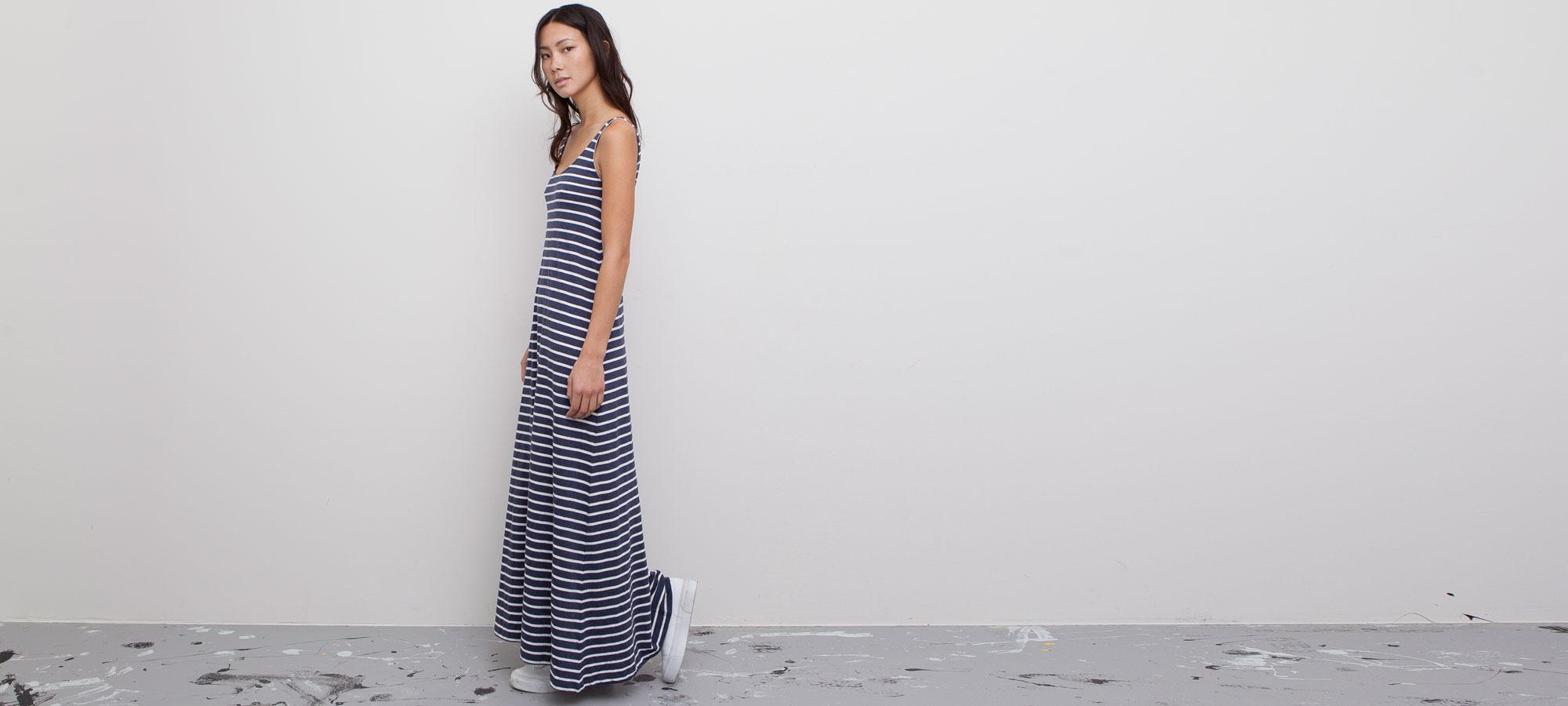 vestido náutico