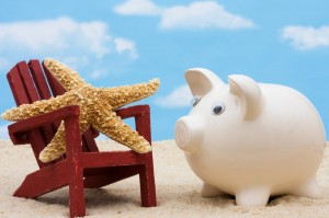 Cómo ahorrar para las vacaciones