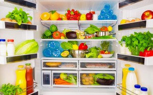 Cómo organizar la comida en el frigorífico