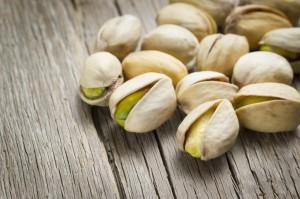 Crea tus propios accesorios étnicos con pistachos