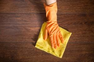 Cómo pulir suelos de madera
