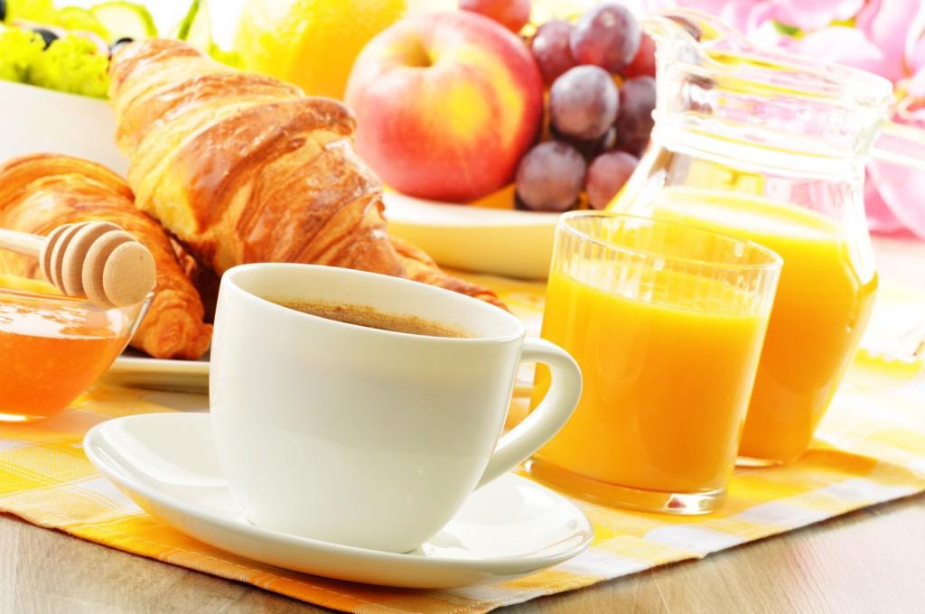 desayuno, desayunar