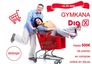 ¡Participa y gana premios en la Gymkana DIA de Málaga!