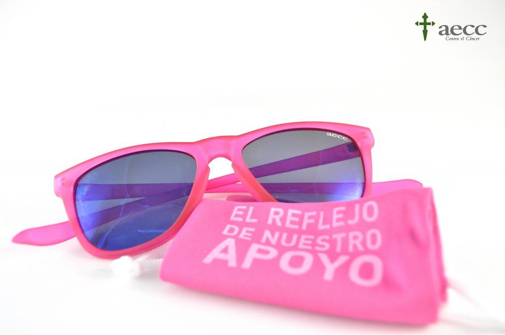 gafas cáncer de mama