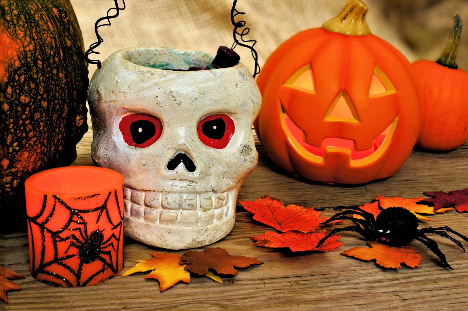 planes en familia para halloween