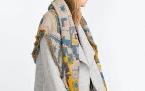 Bufandas y pañuelos, accesorios estrella del otoño