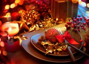 Cómo decorar la mesa de Navidad para que quede perfecta