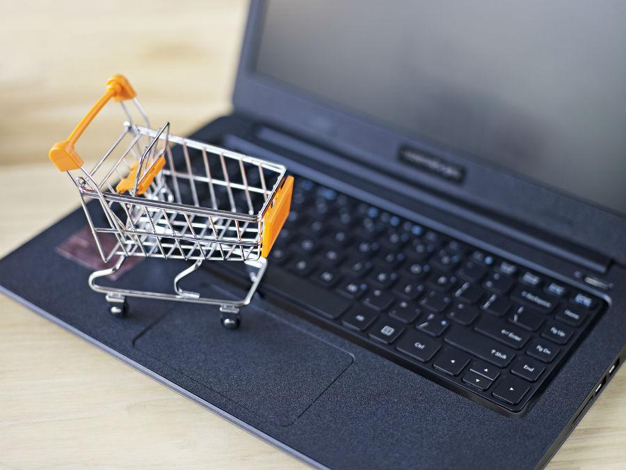 hacer la compra online en Navidad