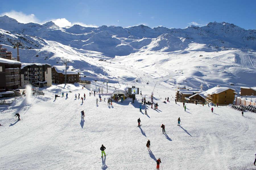 qué comer en un día de esquí