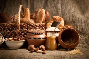 Tres recetas de pan sin gluten