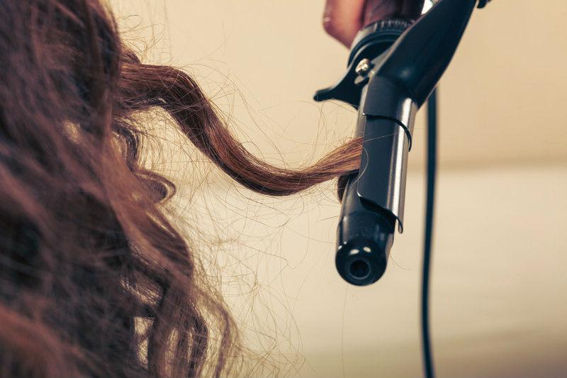Peinados con plancha