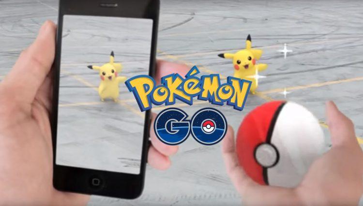 El fenómeno del que todo el mundo habla: Pokémon Go