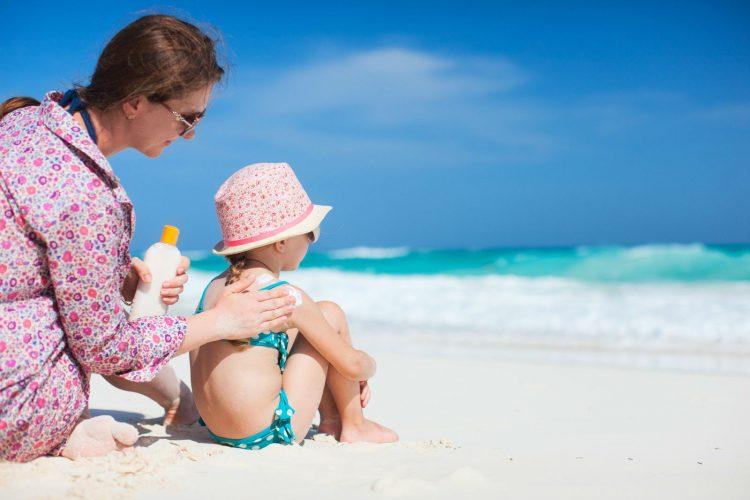 Cómo proteger a tus hijos del sol