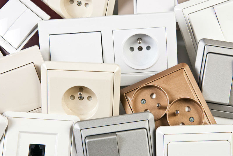 consejos para limpiar interruptores de la luz