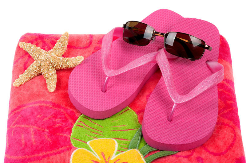 Complementos para ir a la playaa